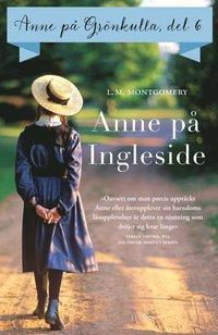 bokomslag Anne på Grönkulla : Anne på Ingleside. Del 6