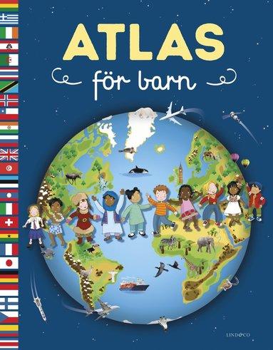 bokomslag Atlas för barn