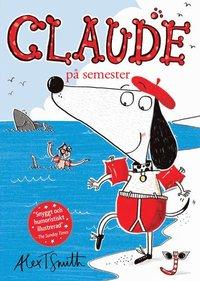 bokomslag Claude på semester