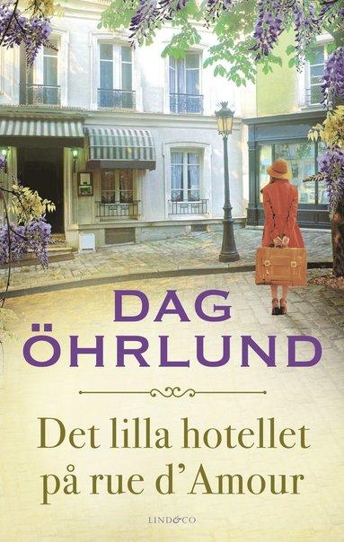 bokomslag Det lilla hotellet på rue d-Amour