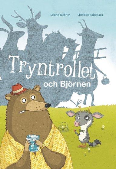 bokomslag Tryntrollet och Björnen