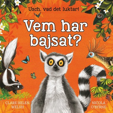 bokomslag Usch vad det luktar! : vem har bajsat?
