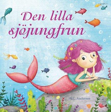 bokomslag Den lilla sjöjungfrun