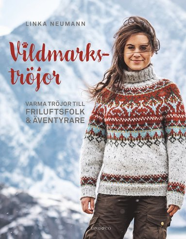bokomslag Vildmarkströjor : varma tröjor till friluftsfolk och äventyrare