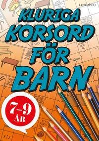 bokomslag Kluriga korsord för barn