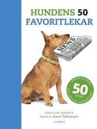 bokomslag Hundens 50 favoritlekar