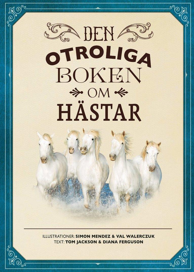 Den otroliga boken om hästar 1