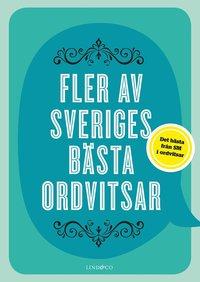bokomslag Fler av Sveriges bästa ordvitsar