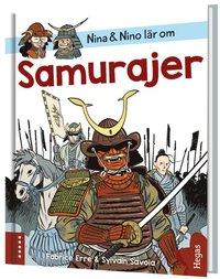 bokomslag Nina och Nino lär om Samurajer
