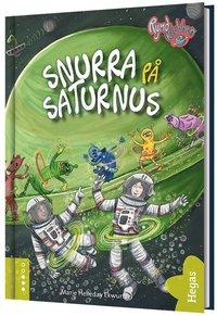 bokomslag Snurra på Saturnus