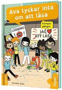 bokomslag Ava tycker inte om att läsa