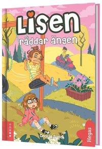 bokomslag Lisen räddar ängen