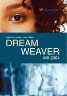 bokomslag Dreamweaver MX 2004