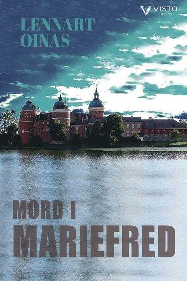 bokomslag Mord i Mariefred