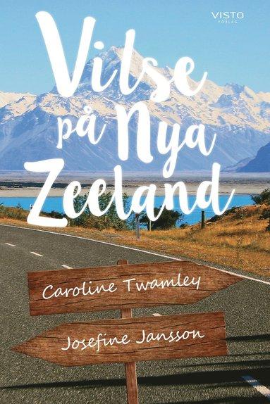 bokomslag Vilse på Nya Zeeland