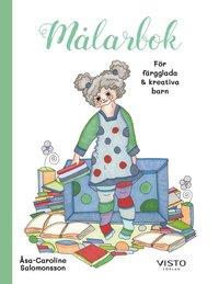 bokomslag Målarbok för färgglada & kreativa barn