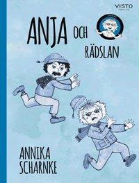 bokomslag Anja och rädslan