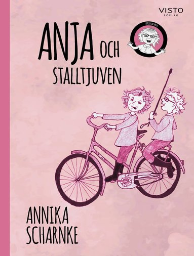 bokomslag Anja och stalltjuven