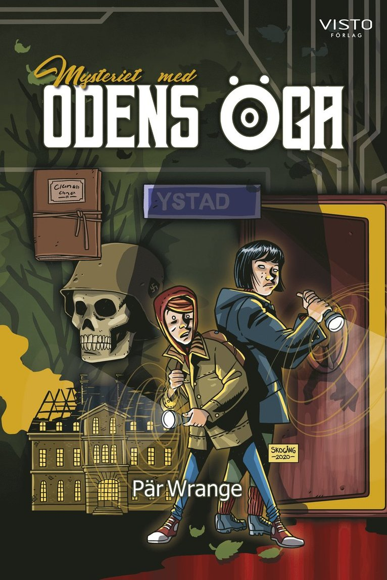 Mysteriet med Odens öga 1