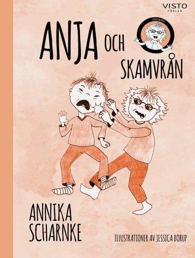 bokomslag Anja och skamvrån