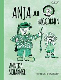 bokomslag Anja och huggormen