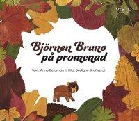 bokomslag Björnen Bruno på promenad
