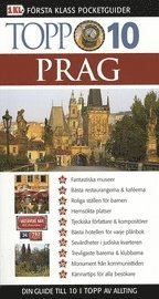 bokomslag Prag : 10 fantastiska museer, 10 bästa restaurangerna & kaféerna ...