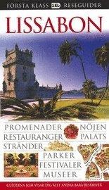 bokomslag Lissabon : promenader, nöjen, restauranger, palats, stränder ...