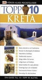 bokomslag Kreta : bästa stränderna och badorterna, museer & arkeologiska fyndplatser ...