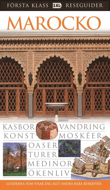 bokomslag Marocko - Första Klass