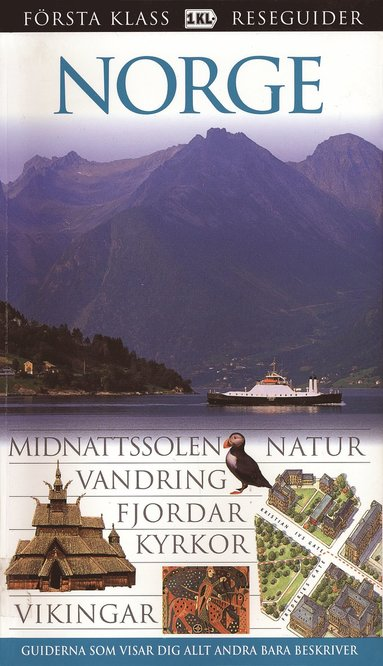 bokomslag Norge