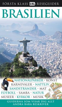 bokomslag Brasilien - Första Klass