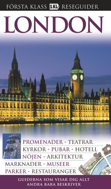 bokomslag London
