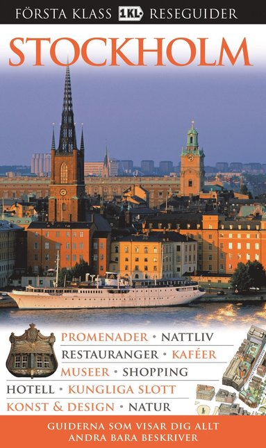 bokomslag Stockholm