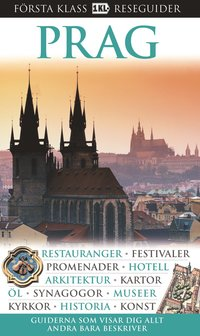 bokomslag Prag