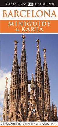 Barcelona - Miniguide & karta