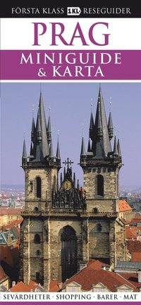 Prag - Miniguide & karta