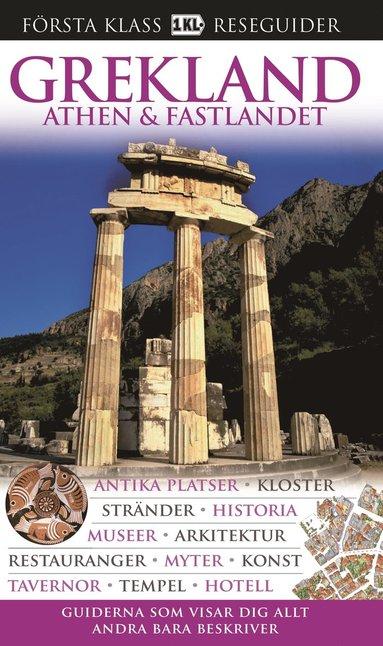 bokomslag Grekland. Athen & fastlandet