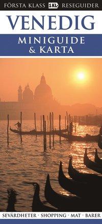 Venedig - Miniguide & karta