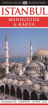 bokomslag Istanbul - Miniguide & karta