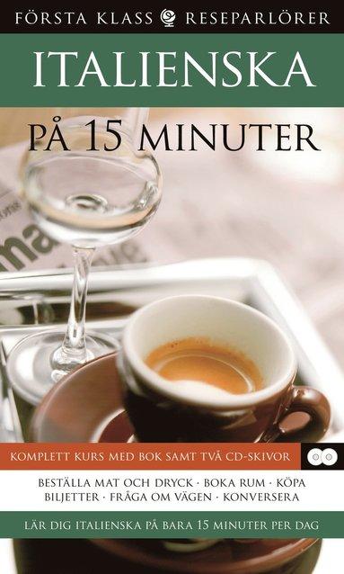 bokomslag Italienska på 15 minuter