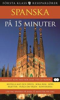 bokomslag Spanska på 15 minuter