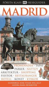 bokomslag Madrid - Första Klass