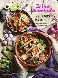 bokomslag Veckans matsedel : middagsrecept från olika delar av världen