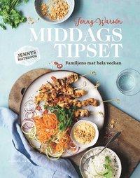 bokomslag Middagstipset : Recept från Jennys matblogg
