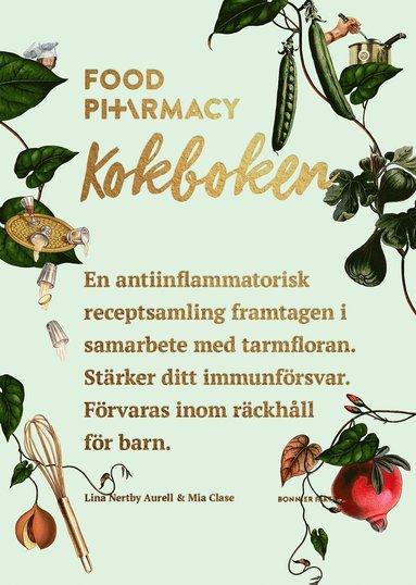 bokomslag Food Pharmacy : kokboken