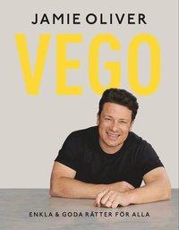 bokomslag Jamie Oliver: Vego : Enkla & goda rätter för alla