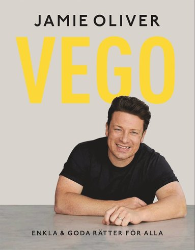 bokomslag Vego : enkla & goda rätter för alla