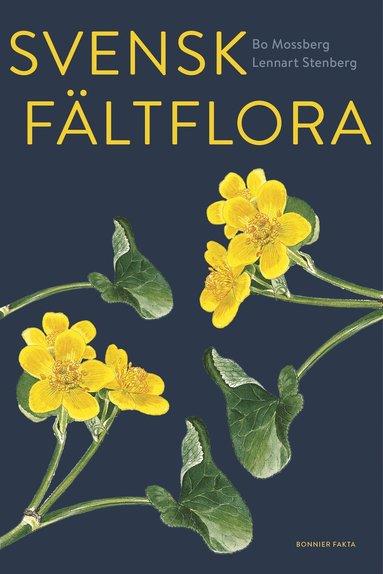 bokomslag Svensk fältflora