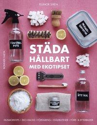 bokomslag Städa hållbart med Ekotipset : husmorsknep och ekohacks